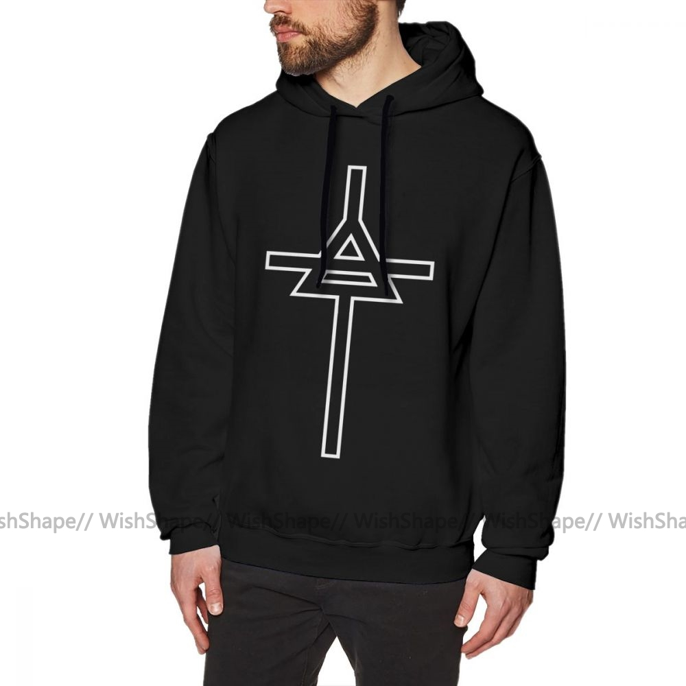 Thirty Seconds To Mars Hoodie 30 SECONDS TO MARS Hoodies Autumn Cotton Pullover Hoodie Black Men Over Size Fashion Hoodies