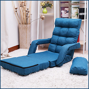 Sofa Bed For Living Room Furniture Folding Lazy Sofa Floor Chair Modern Lounger Bed Home Furniture With Armrests furniture home furniture living room furniture sofa tables shan farmers 1128