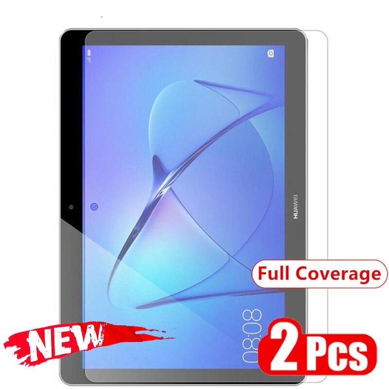 2Pcs Vetro Temperato Per Huawei MediaPad MatePad T8 8.0 Honor 5 2 7.0 8.0 Giochi D'acqua 8.0 C5 8.0 protezione dello schermo Pellicola Protettiva