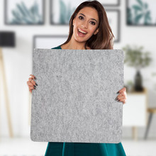 Nova zelândia lã almofada de engomar lãs pressionando esteira para estofamento costura pressionando costuras bordados artesanato presente + silicone almofada de ferro