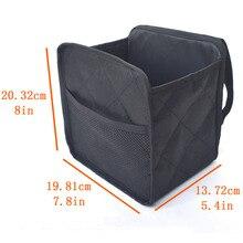 Inner Seat Back Bag Gadgets Multifunctional Storage Box Blac