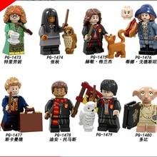 Legoed мультфильм Харри Поттер строительные блоки фигурки детский подарок Необычные игрушки