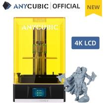 طابعة ANYCUBIC ثلاثية الأبعاد فوتون مونو X ، طابعة UV CD الراتنج مع شاشة أحادية اللون 4K ، تطبيق التحكم عن بعد ، حجم الطباعة 192*120*250 ملم