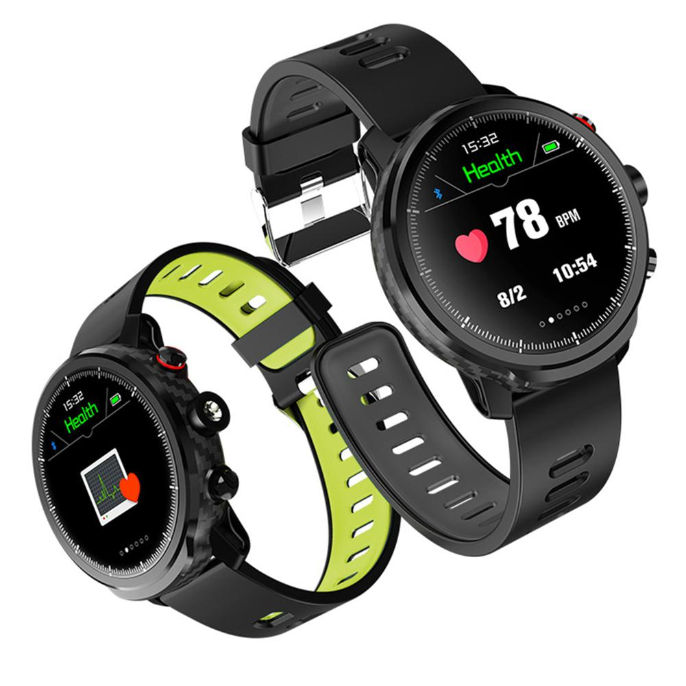 TWISTER.CK L5 Smart Watch IP68 Waterproof Multiple Sports Mode Heart Rate Monitoring Weather Forecast Smartwatch wristband image