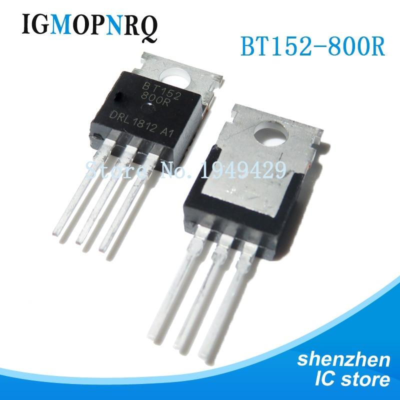 10PCS BT152-800R TO-220 BT152-800 TO220 new original