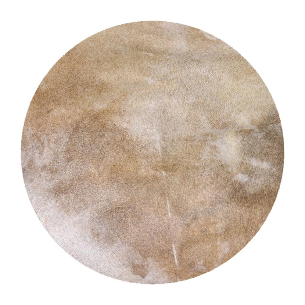 Yibuy 45x45x0.1cm Thinskin Drums Head Thin Skin For 14 Inch African Tambourine