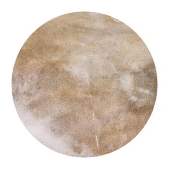 Yibuy 45x45x0.1cm Thinskin Drums Head Thin Skin for 14 inch African Tambourine - discount item  20% OFF Musical Instruments