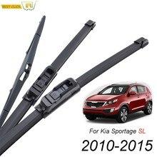 Misima стеклоочистители для лобового стекла Kia Sportage SL передние и задние стеклоочиститель 2010 2011 2012 2013 2014 2015