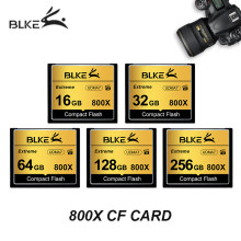 BLKE Memory Card 128GB 64GB 32G 16G CF Card Extreme High Speed Compact Flash Card UDMA7 Full HD Video for Canon Nikon camera