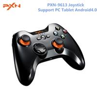Pxn PXN-9613 Gamepad Senza Fili di Bluetooth Controller di Gioco Portatile Staffa Della Maniglia per Il Pc Tablet Smartphone Android Tv Box