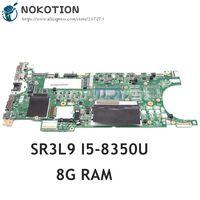NOKOTION 01LV622 01YU140 02HL838 ET481 NM-B471 For Lenovo ThinkPad T480S Laptop motherboard SR3L9 I5-8350U CPU 8GB 1