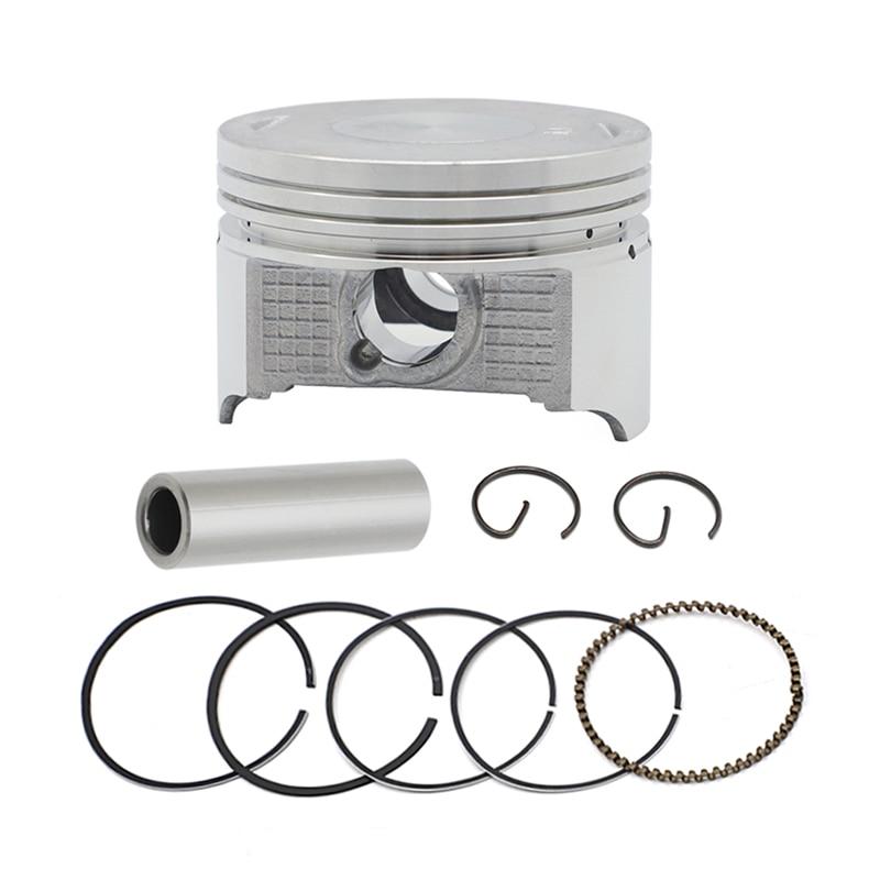 3 en 1 63mm de diámetro interior conjunto Anillo De Pistón pistonring para Compresor de aire