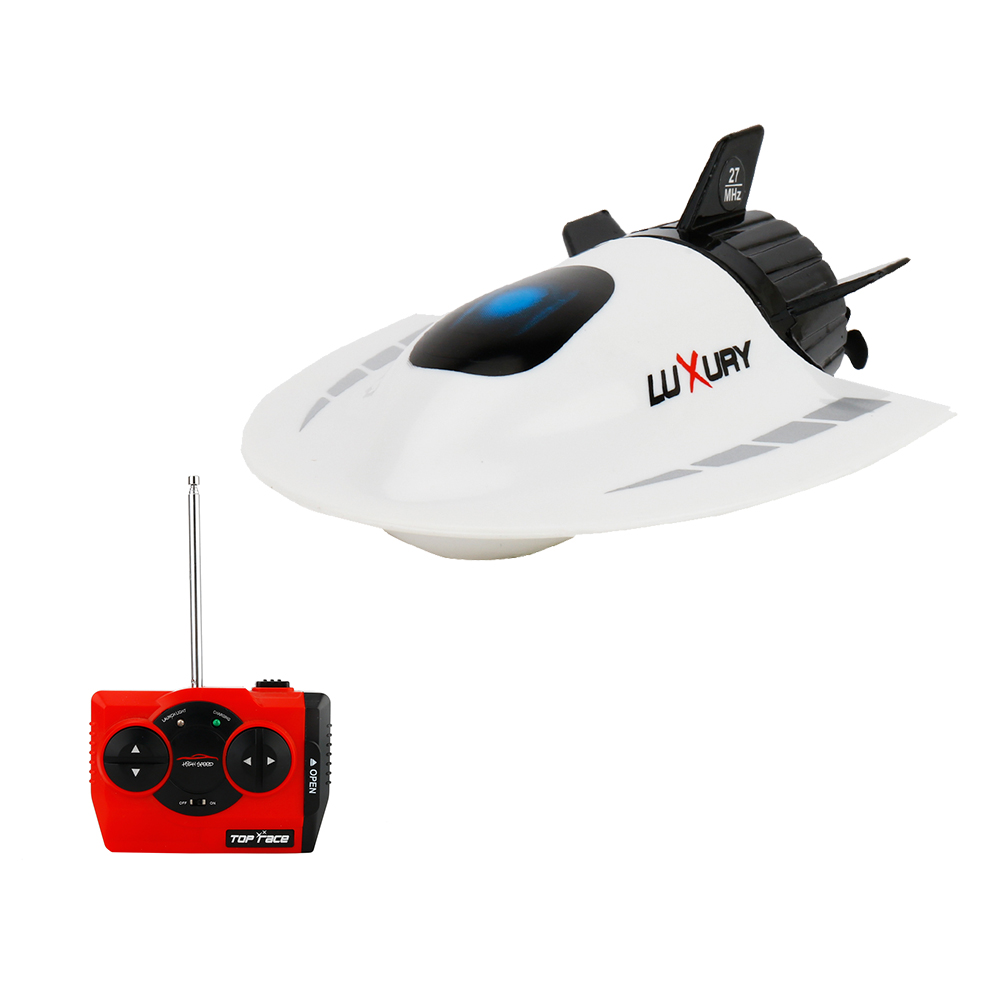 Mini RC Boat RC Toy Remote Control Waterproof Diving RC Boat Create Toys Christmas Gift for Kids Boys