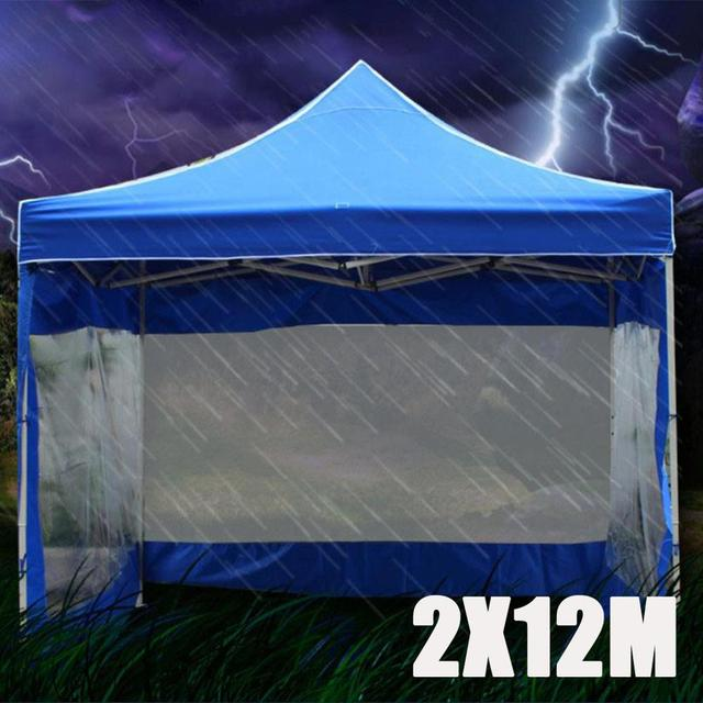 Large Hammock Waterproof Rain Fly Tent Outdoor Sun Protection Folding Tent Rain Shelter Cover Tent Accessories