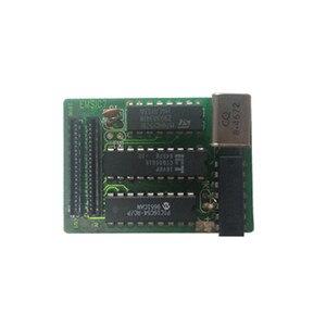 Мод замена чипа для Sega Saturn консоль мод чип JVC 21 P чип прямая карта для чтения с ленточным кабелем 21 Pin