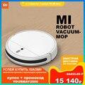 Робот-пылесос Xiaomi Mi Robot Vacuum-Mop   Влажная уборка   Работает с Mi Home, Yandex Алиса   Официальная гарантия