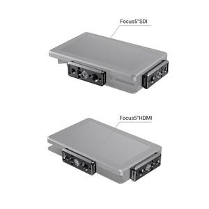 """Image 3 - SmallRig Nato Đường Sắt Tấm SmallHD Tập Trung 7/Tập Trung HDMI/SDI (5 """")/Tập Trung OLED HDMI/SDI (5.5"""") Màn Hình Đĩa Với Nato Đường Sắt 2464"""