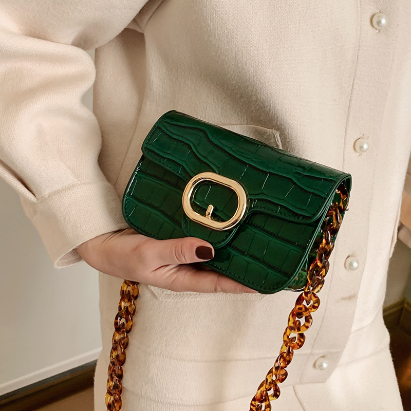 2020 Fashion Stone Pattern Leather small bags Crossbody Bag For Women Sac A Main Female Shoulder Bag Female Handbags and Purses image