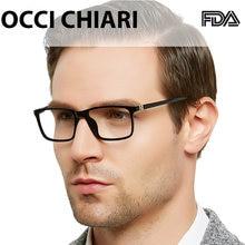 Мужские очки для чтения occi chiar удобные ультралегкие увеличительные