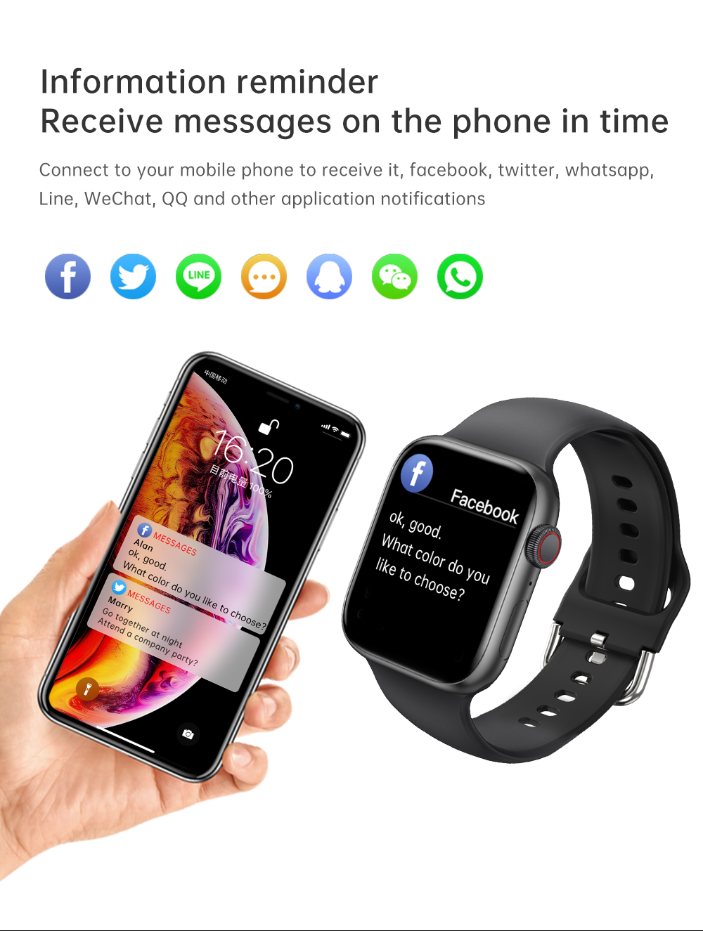 H6281dc40b3304833a529e64b89bcc72fq IWO 13 Pro T800 Smartwatch 2021 1.72 Inch Bluetooth Call DIY Dail Fitness Bracelet Smart Watch Men Women PK IWO W46 W56 Series 6