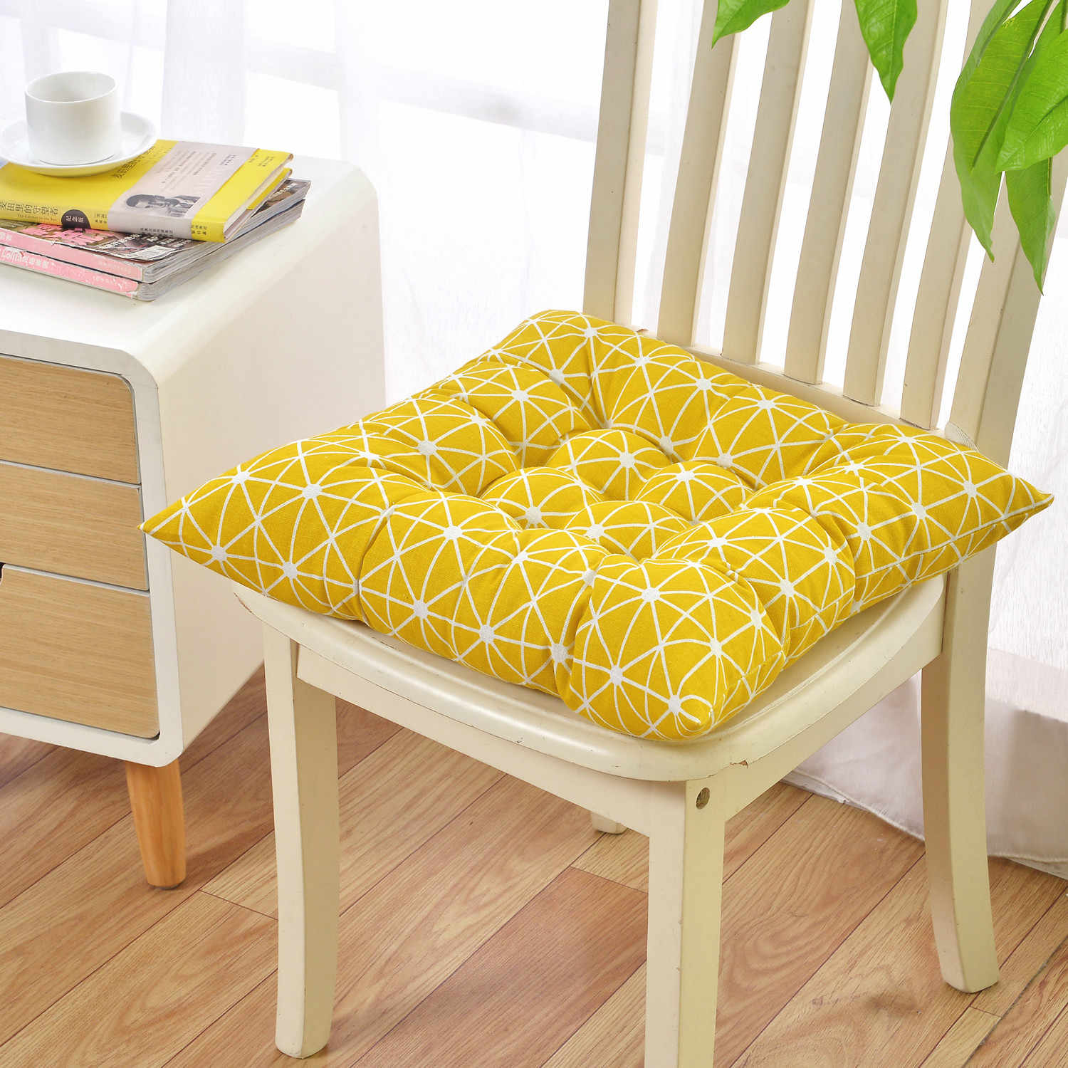 1 Seat Cushion 40x40cm For New Plain