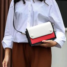 Fashion Crossbody Bags for Women 2020 Patchwork Cover Small Shoulder Messenger Bag Lady Cross Body Purse Handbags Female Flap