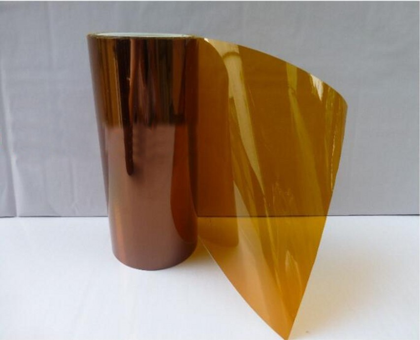 Polyimide Film Without Adhesive Thickness X 0.125MM Width X 50MM Lengthx 25M