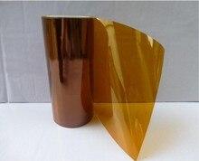 Polyimide ฟิล์มไม่มีกาวความหนา x ความกว้าง 0.125 มม.X 50 มม.X ยาว 25M