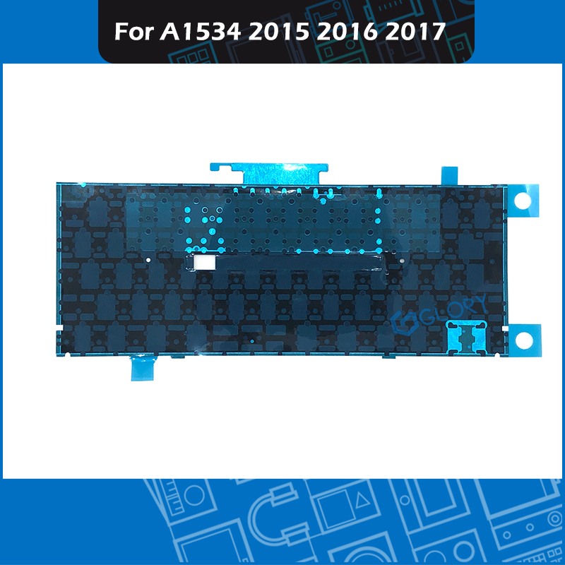 New A1534 Keyboard Backlight For Macbook Retina 12