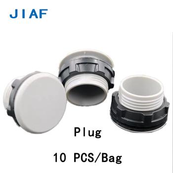 Plastikowa wtyczka 22mm otwór 16mm przycisk ABS otwór czarny szary wtyczki pyłoszczelna wodoodporna wtyczka 30mm blokada otworu szafy rozdzielczej tanie i dobre opinie NONE CN (pochodzenie) 16mm-30mm Brak Z tworzywa sztucznego