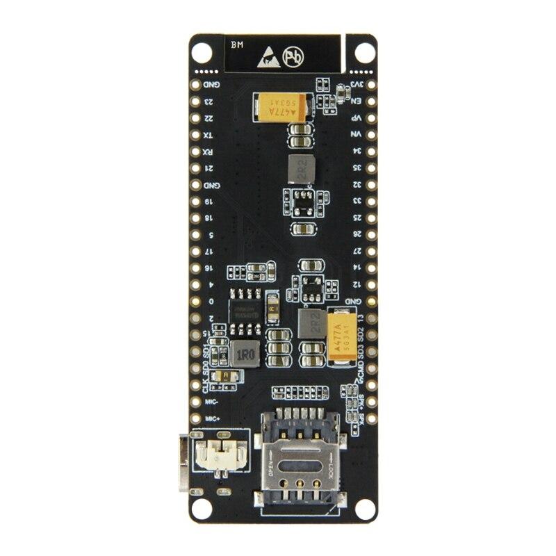 US $16 07 38% OFF|Ttgo T Call V1 3 Esp32 Wireless Module Gprs Antenna Sim  Card Sim800L Module-in Battery Accessories from Consumer Electronics on