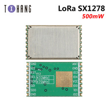 433mhz/470mhz SX1278PA Wireless Transceiver Module LoRa Data Transmission SPI Remote Control Alarm 433mhz/470mhz SX1278PA 5 8 km extreme distance wireless data transmission module power 4432 t2000 50 layer building