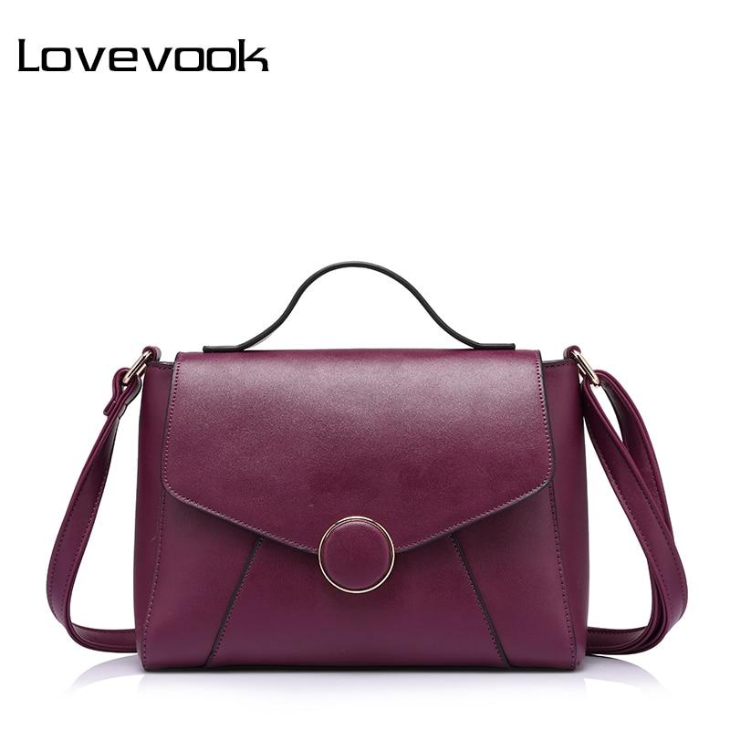 LOVEVOOK Bags Handbags Women Famous Brands High Quality Shoulder Crossbody Bag Female Messenger Bags Ladies Fashion Small 2019