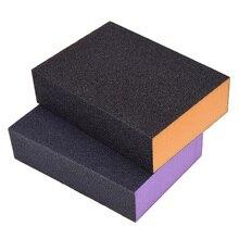 Губка для полировки песочного блока шлифовальный глиняный инструмент для полировки для рукоделия аксессуары для рукоделия