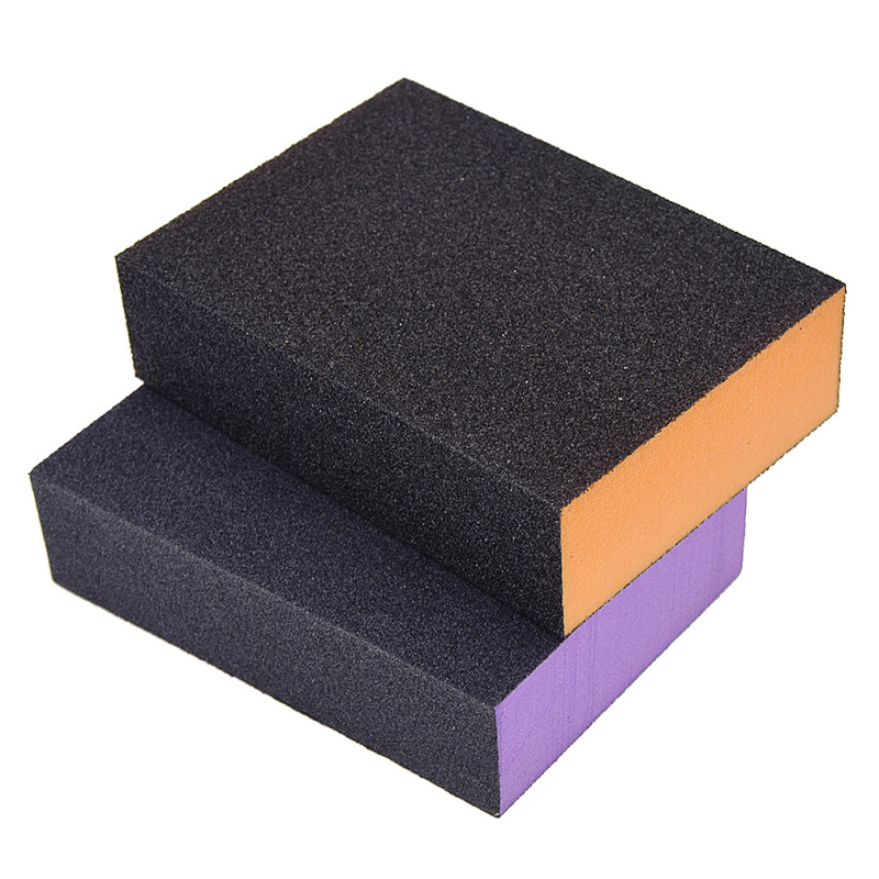 Sponge Polishing Sand Block Grinding Pottery Clay Polish Tool For DIY Making Craft Accessories Supplies