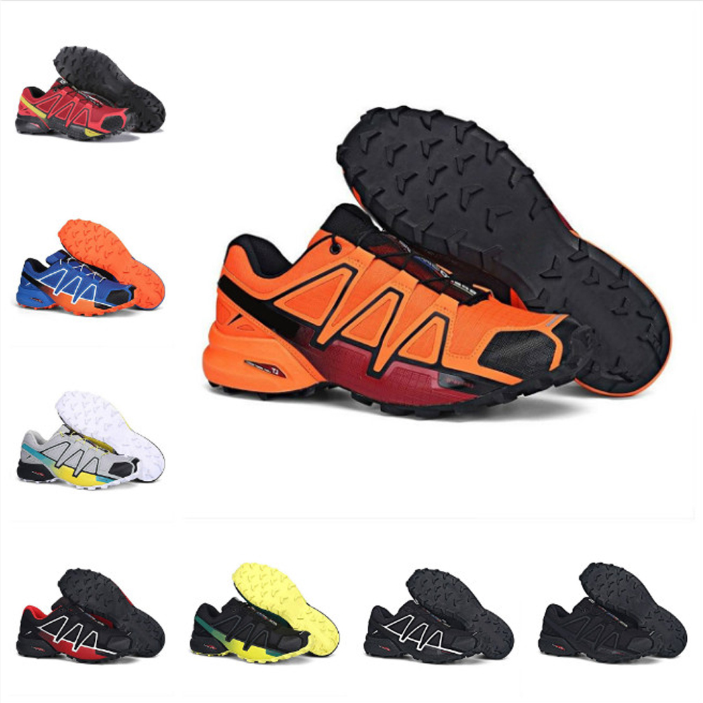 2020 New Speed Cross 34 CS Men's Black And White Breathable Basketball Outdoor Sports Casual Shoes Size 36-46