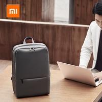 Oryginalny Xiaomi Mijia proste na co dzień plecak 2 poliester komfort materiał 15.6 cal mężczyźni kobiety torby dla biznesu w Inteligentny pilot zdalnego sterowania od Elektronika użytkowa na