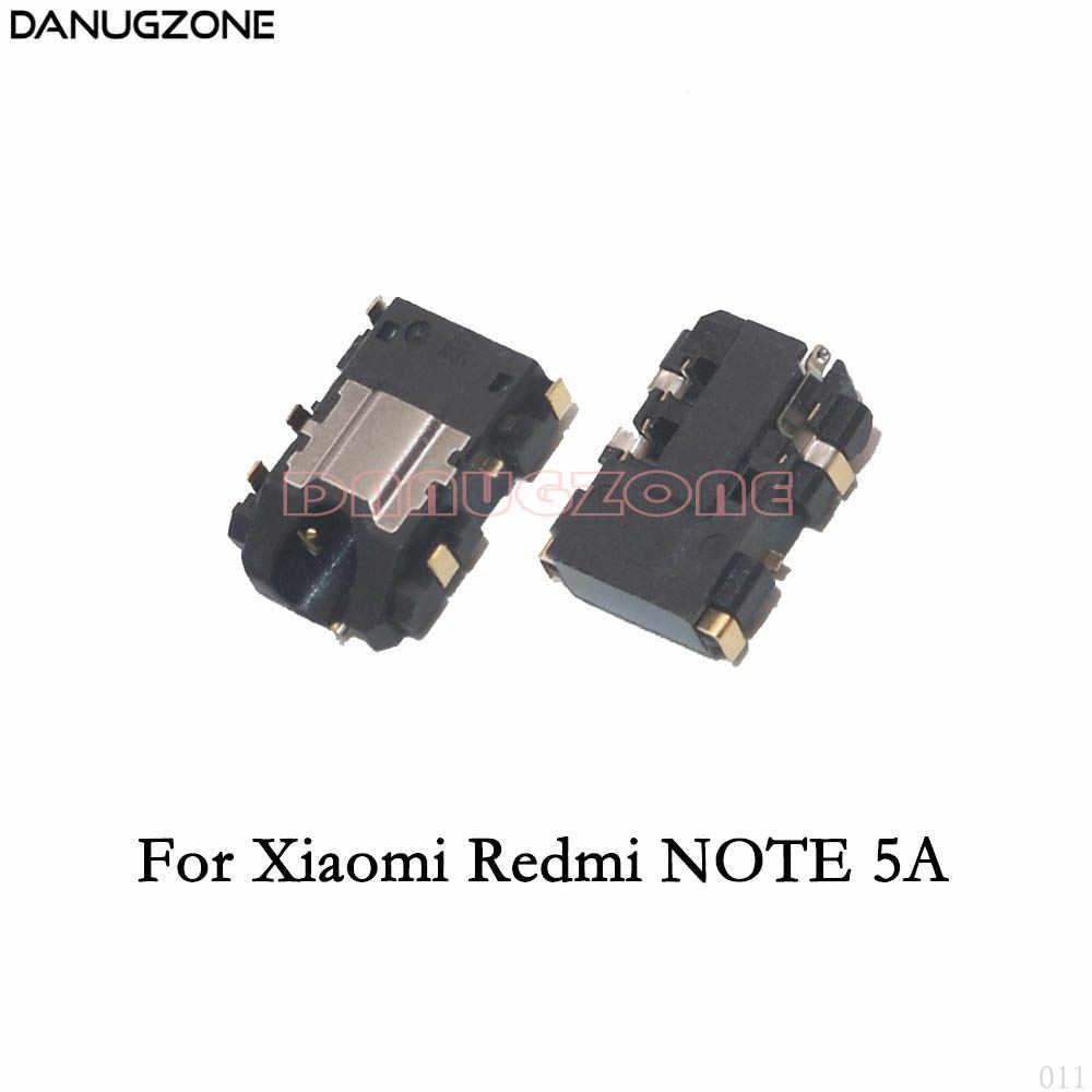 Audio Headphone Jack Earphone Socket Connetor untuk Xiao Mi Merah Mi Note 3 Pro 1 2 3S 4A 4X X20/Merah MI 6 6A/Mi 3 4 4C 5S 5X Max 2