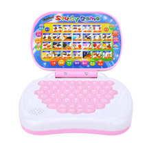 Toy Tablet Computer Educational-Toy Learning-Machine Kids Laptop Baby Children Electric