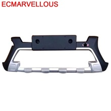 Front tuning Car Rear Diffuser Lip Automovil Mouldings Decoration Automobiles Styling Bumpers protector FOR Peugeot 5008