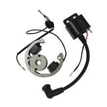Kit de bobines de Stator électronique d'allumage noir, pour 50 SX L / C Pro Sr Jr accessoires de moto 50SX M IS08 de haute qualité