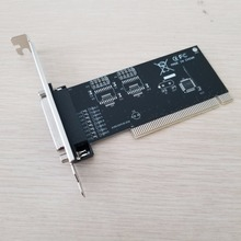 цена на PCI Parallel Port Card LPT PCI to Parallel Card Printer Port 25Pin Expansion Card WCH351Q