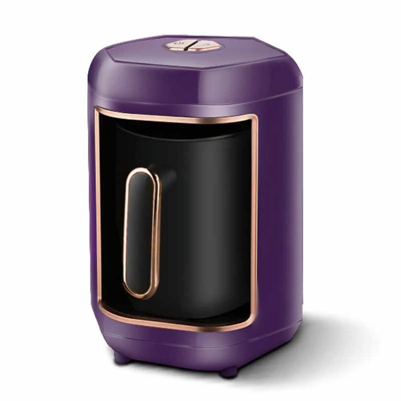 800W Automatic Turkish Coffee Maker Machine Cordless Electric Coffee Pot Food...