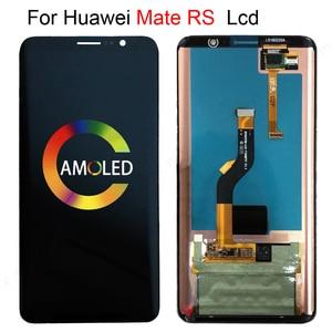 Новое поступление оригинальный для Huawei Mate RS ЖК-дисплей сенсорный экран дигитайзер сборка для Huawei Mate RS Porsche дизайн ЖК-экран
