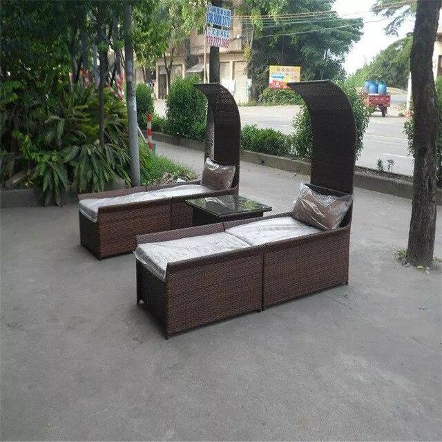 Outdoor recliner chair 4