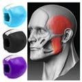 Пищевой силикагелевый шарик для упражнений на линии челюсти, мяч для фитнеса мышц, шеи, лица, тонизирующий тренажер для мышц лица, Тренировк...
