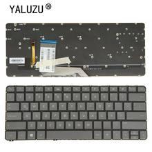 Sp layout teclado para hp probook 640 g2 645 g2
