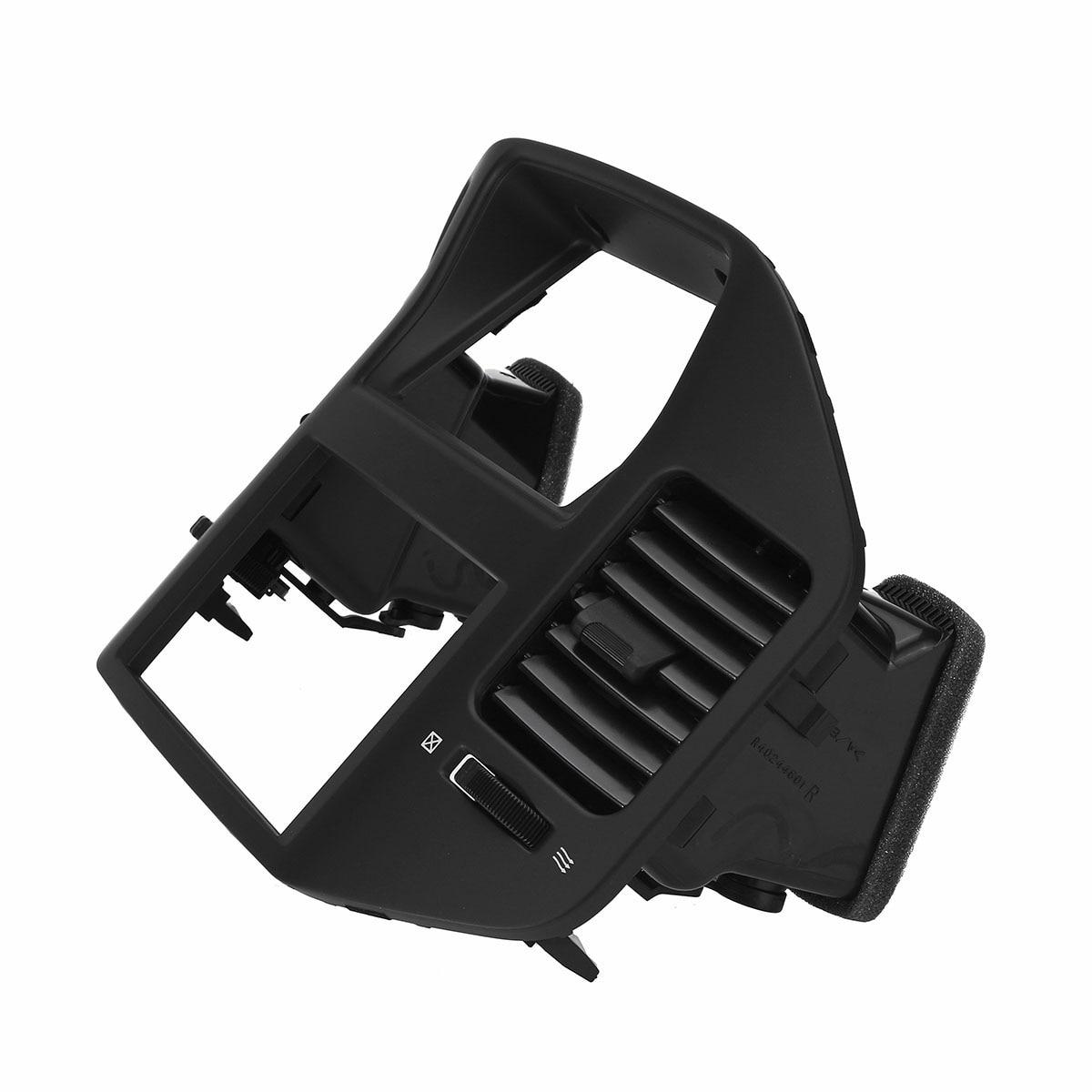 Новинка, 1 шт., Черная передняя панель, вентиляционное отверстие, Выходная панель для Mitsubishi Pajero Montero Shogun MK3 2001 2006 - 4