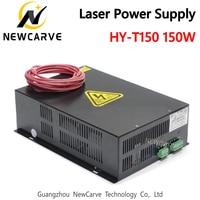 HY T150 150W CO2 Laser Voeding Voor 150W 130W Laser Buis Laser Snijmachine Newcarve-in Houtwerken Machine Onderdelen van Gereedschap op