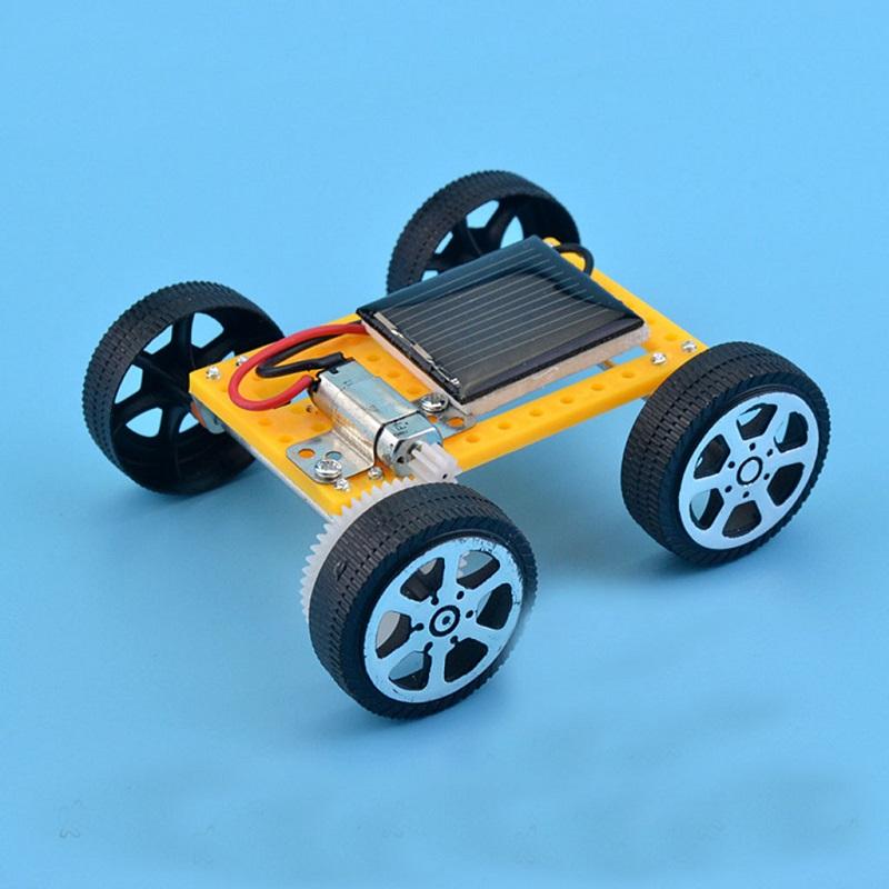 DIY-Robot-Solar-Mini-Powered-Toy-Children-Solar-Car-Assemble-Toy-Set-Solar-Powered-Car-Kit
